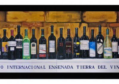 Concurso Internacional de Vinos UABC 2010. detalle.