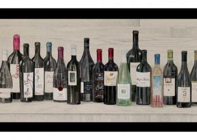 Vinos de Baja California 1. Detalle.